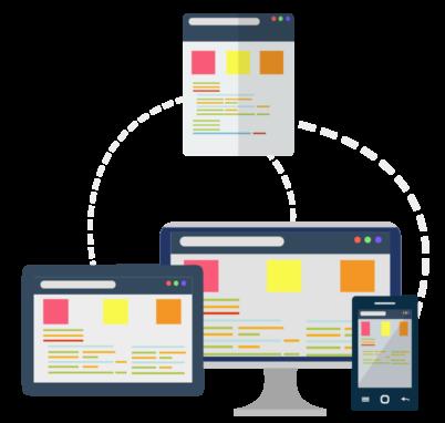 diseño de pagina web sencilla responsive